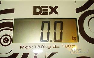 Весы напольные Dex DBS 306 Glamour
