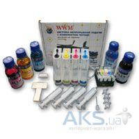 СНПЧ WWM Epson TX106/109/117/119 (IS.0237)