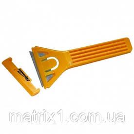 Скребок, 62 мм, фиксированное лезвие// SPARTA