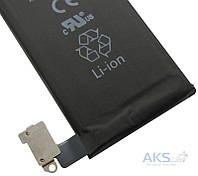 Аккумулятор Apple iPhone 4 (1420 mAh) 12 мес. гарантии