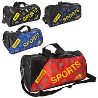 Сумка спортивная «Sports» MK 0915, 42х23х21 см,
