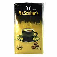 Кофе  Cafe Mr.Seniors 250г