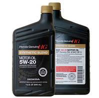 Моторное масло Honda 5W-20 Synthetic Blend SN