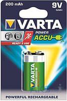 Элемент питания Varta Крона 200mAh 8,4VMH Ready2Use 1шт