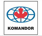 история KOMANDOR