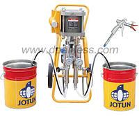 Двух компонентное оборудование для напыления жидкой резины DP-4336