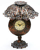 Часы декоративные настольные Лампа