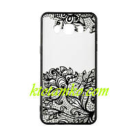 Чехол Rock Tatoo Art Case for Samsung A320 (A3-2017) Fantasy Flowers