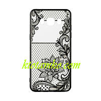 Чехол Rock Tatoo Art Case for Samsung A320 (A3-2017) Magic Flowers