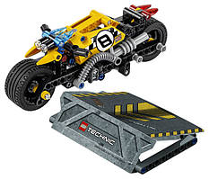 Lego technic мотоцикл для трюков Stunt Bike 42058 Advanced Vehicle Set