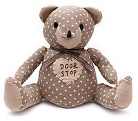 Стоппер для двери мягкая игрушка Медвежонок