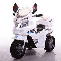 Детский Мотоцикл M 3577-1 с багажником