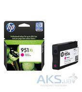 Картридж HP DJ No. 951 XL для OJ Pro 8100 N811 (CN047AE) Magenta