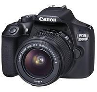 Цифровая зеркальная фотокамера Canon EOS 1300D 18-55 IS II