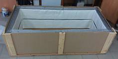 Важное значение имеет тщательная упаковка продукции для недопущения ее повреждения при транспортировке.  В комплект поставки входит инструкция по монтажу и все необходимые вспомогательные материалы.