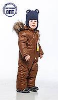Зимовий комбінезон для хлопчика, фото 1
