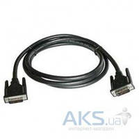 Видеокабель Cablexpert DVI > DVI 24pin  (CC-DVI 2) 3 м