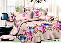 Ткань для постельного белья Ранфорс R110 (A+B) - (60м+60м)