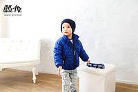 Демисезонная куртка на мальчика ( электрик )