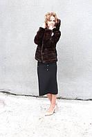 Шуба норковая (автоледи) Модель 20016, фото 1