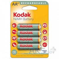 Элемент питания Kodak AA (R6) 1700mAh NiMH 1шт