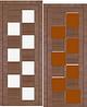 Двери межкомнатные model 05