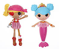 Кукла-конструктор Фабрика Лалалупси Lalaloopsy Workshop Пиратка и русалочка