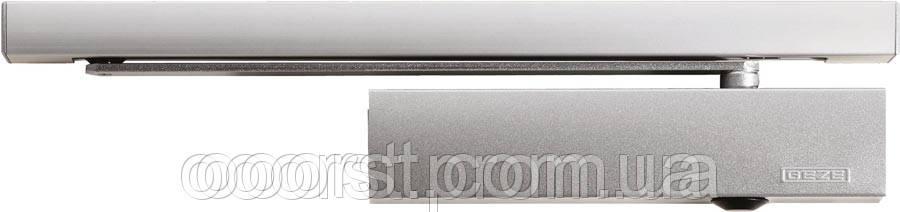 Дверной доводчик GEZE TS-5000 (En 2-6) со скользящей (слайдовой) тягой