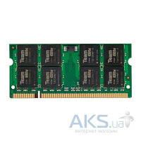 Оперативная память для ноутбука Team SoDIMM DDR2 2GB 800 MHz (TED22G800C6-S01)