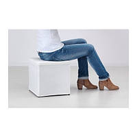 Табурет для ног с ящиком для хранения bösnas