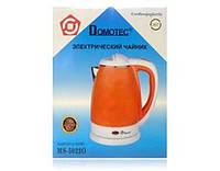 Электрочайник Domotec 5022O 1500Вт (2,0 л)