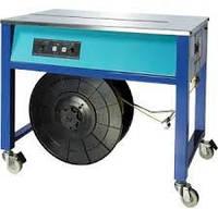 Полуавтоматическая машина EXS-206 для обвязки грузов полипропиленовыми бандажными лентами