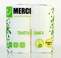 Туалетная бумага Merci