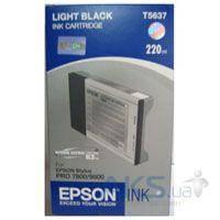 Картридж Epson St Pro 7800/ 7880/ 9800  (C13T603700) light black