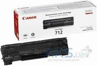 Картридж Canon 712 для LBP-3010/ 3020 (1870B002/ 18700002) Black