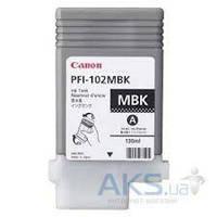 Картридж Canon PFI-102MBk iPF500/ 600 (0894B001) matte black