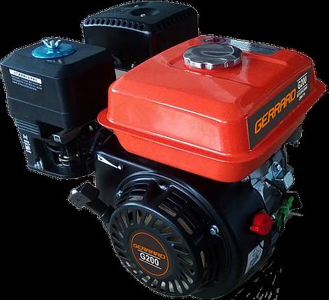 Двигатель бензиновый Gerrard G200, фото 2