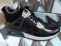 Мужские кожаные кроссовки Jordan  2017 Распродажа