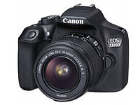 Цифровая фотокамера Canon EOS 1300D EFS18-55 DC III