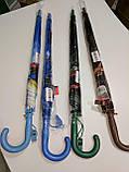 Детский зонтик Afrus со свистком и шнурком для мальчиков и девочек, полуавтомат, фото 3