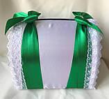 Весільна коробка для грошей, фото 2