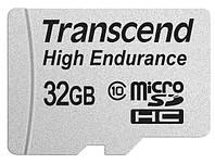 Карта памяти Transcend microSDHC 32 GB Class 10 High Endurance + ad