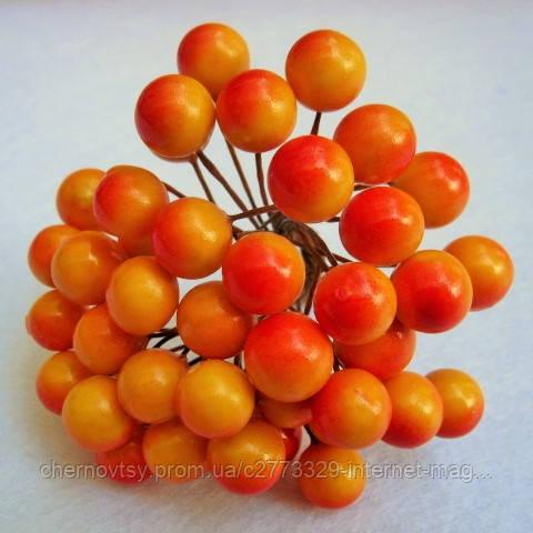 Калина лаковая 8 мм (упак. 500 ягод)
