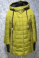 Куртка демисезонная First Love с наушниками S, L, осень весна, фото 1