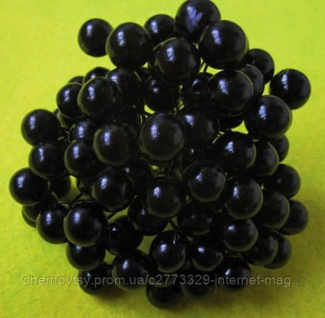 Калина лаковая 8 мм уп. 500 ягод