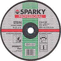 Диск шлифовальный по камню Sparky C 24 R, 230 мм