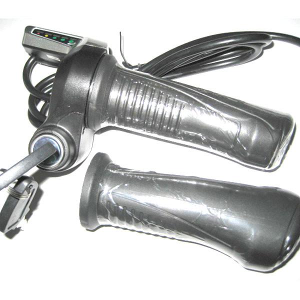 Ручка газа c замком зажигания 48V LT57DX