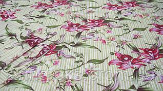 Комплект постельного белья двойной полиэстер (нав. 70*70)