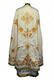 Одежда священника в греческом стиле с вышивкой, фото 2