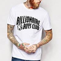 "Футболка мужская размер  L  с принтом ""Billionaire Boys Club With Textured Arch Logo"""